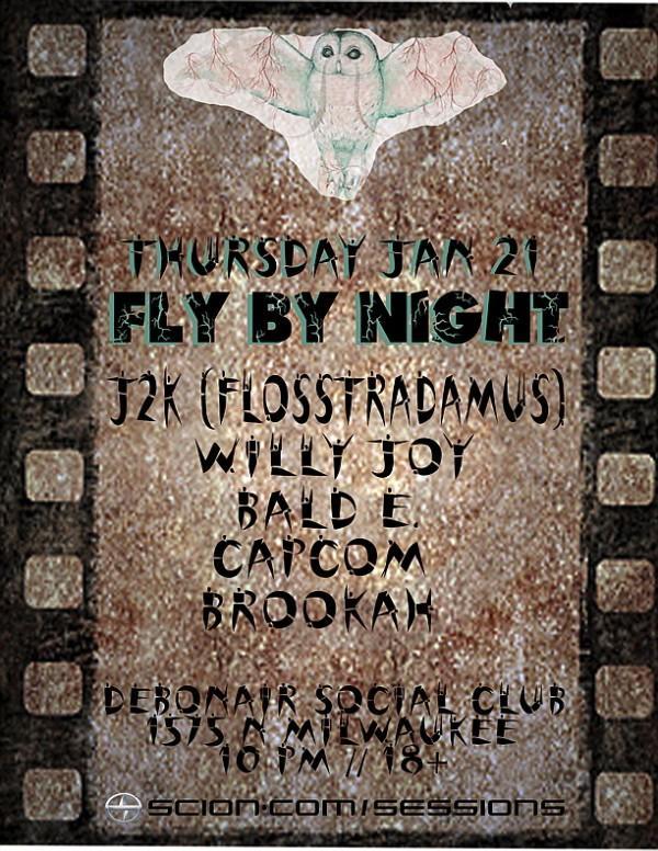 Fly By Night FLOSSTRADAMUS